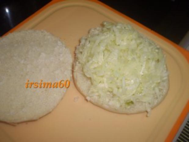 Gyrosburger - Rezept - Bild Nr. 3