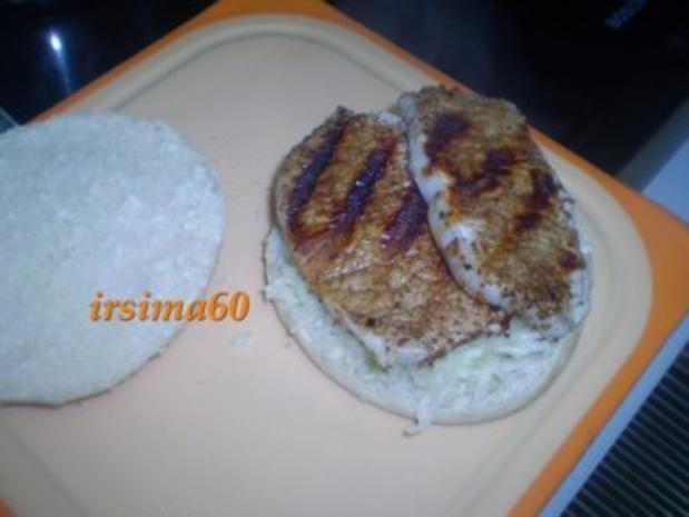Gyrosburger - Rezept - Bild Nr. 4