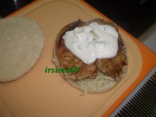 Gyrosburger - Rezept - Bild Nr. 5