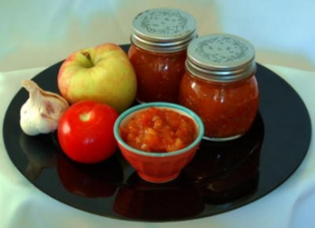 tomaten apfel chutney rezept mit bild. Black Bedroom Furniture Sets. Home Design Ideas
