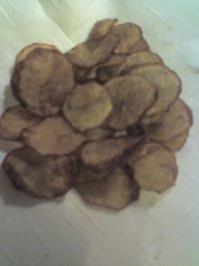 Kartoffel-Chips - Rezept