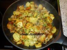 Bratkartoffel wie wir sie gerne mögen - Rezept