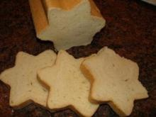 Brot: TOASTBROT .... in Form gebracht - Rezept