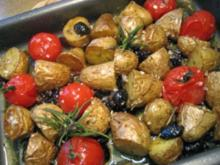 Provence-Kartoffeln ... - Rezept