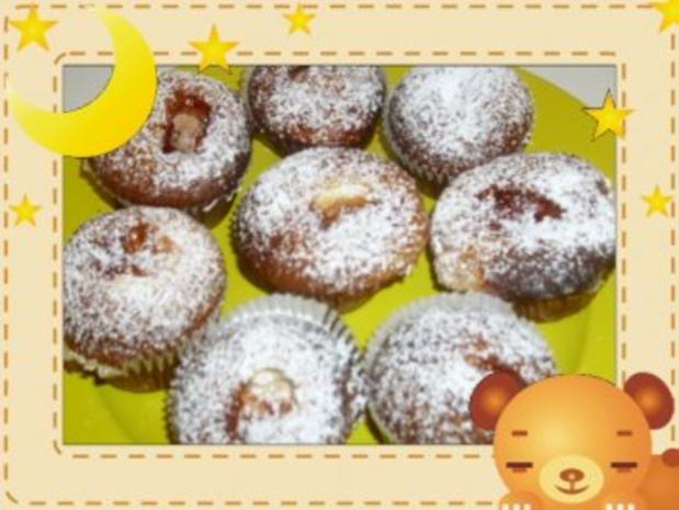 Muffins mit Erdbeercreme - Rezept - Bild Nr. 2