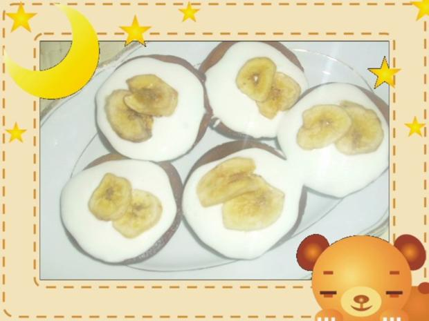 Bananen-Apfel-Muffins - Rezept