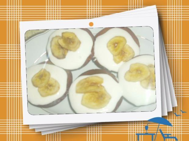 Bananen-Apfel-Muffins - Rezept - Bild Nr. 3