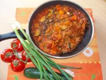 Gemüsereis Pfanne Provençal - Rezept
