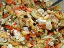 Salat: Frank´s Dansk Salat - Rezept