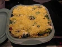 Auflauf - Broccoli für meine Patenkinder - Rezept