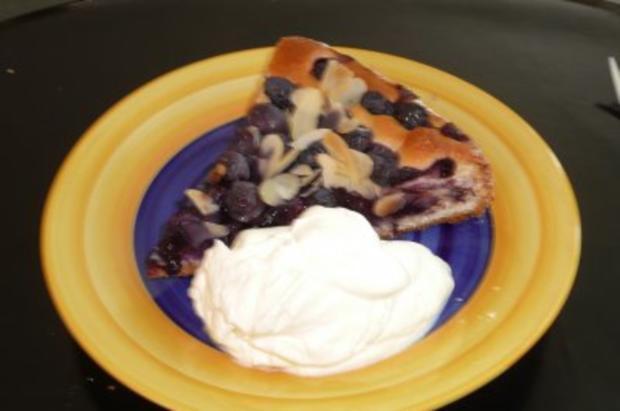 Kuchen: Blaubeerkuchen - Rezept
