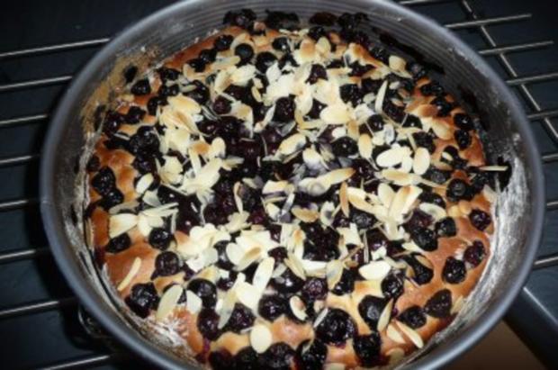 Kuchen: Blaubeerkuchen - Rezept - Bild Nr. 3