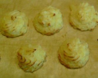 Kartoffelpüree von gestern - Rezept