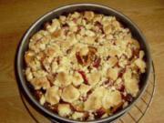 Bärbel's Pflaumenkuchen - Rezept