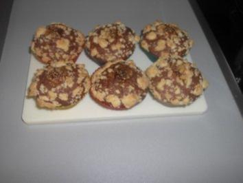 Giotto - Muffins - Rezept