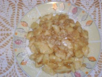 Rezept: Apfelnockerl