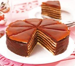Dobos Torte - Rezept