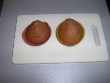 Rosinen - Kaba - Muffins - Rezept