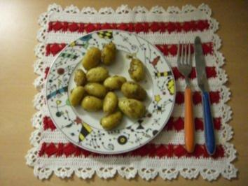 Rosmarienkartoffel (Drillinge) - Rezept