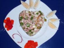 Herziger Wurstsalat - Rezept