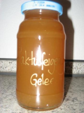 Kaktusfeigen-Gelee - Rezept