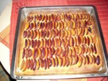 Pflaumenkuchen mit Hefeteig und Gelinggarantie - Rezept