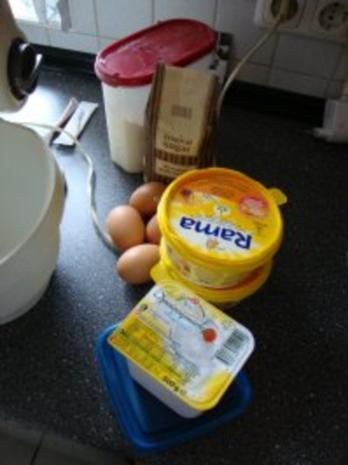 Russischer Zupfkuchen auf dem Backblech - Rezept - Bild Nr. 2