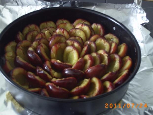Kuchen: Zwetschgenwähe - mit Bild - Rezept - Bild Nr. 7