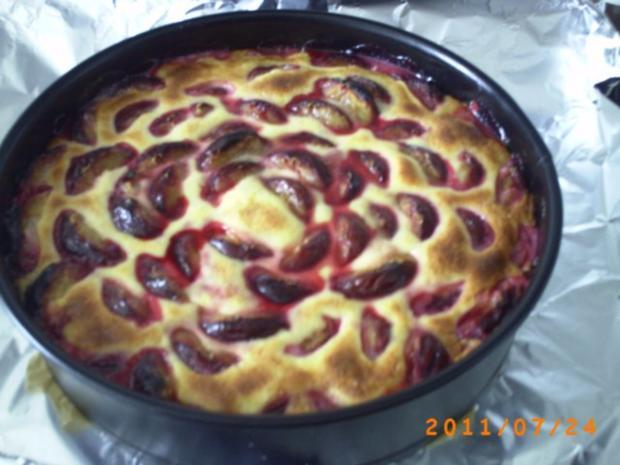 Kuchen: Zwetschgenwähe - mit Bild - Rezept - Bild Nr. 9