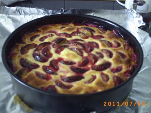 Kuchen: Zwetschgenwähe - mit Bild - Rezept - Bild Nr. 10