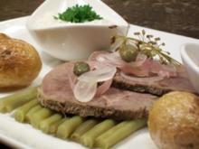 Vitello Tonnato westfälisch - Rezept