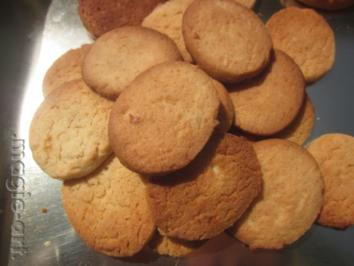 Mama-to-be-cookies - Rezept