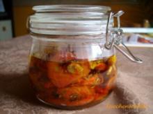 Vorrat: Geschmorte Tomaten - Rezept