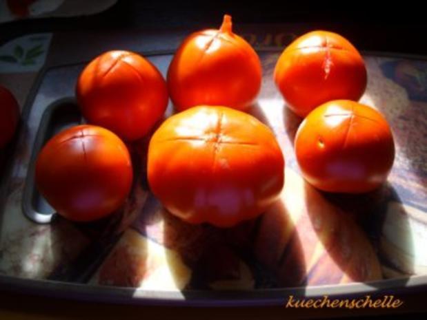 Vorrat: Geschmorte Tomaten - Rezept - Bild Nr. 2
