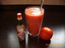 Getränke: Tomatensaft - Rezept