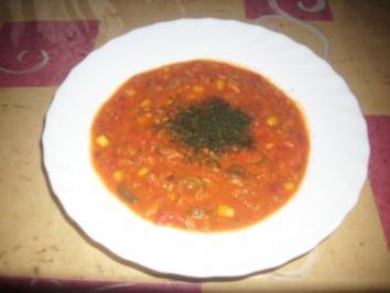 Teufelchen schnelle Fischsuppe - Rezept