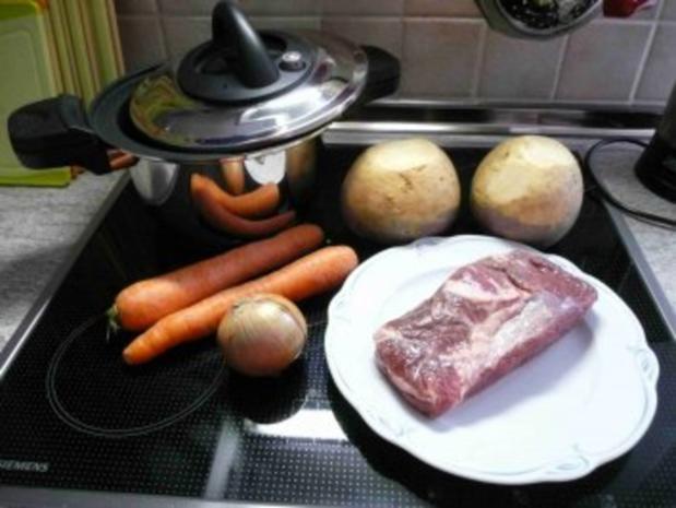 Suppen - Kohlrübensuppe - Rezept - Bild Nr. 2