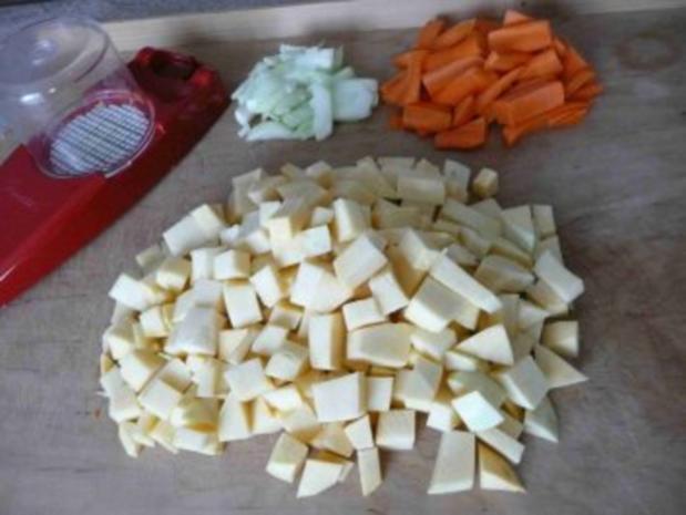 Suppen - Kohlrübensuppe - Rezept - Bild Nr. 5