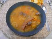 Suppen - Kohlrübensuppe - Rezept