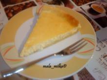 Einfache Zitronen - Käse - Tarte - Rezept