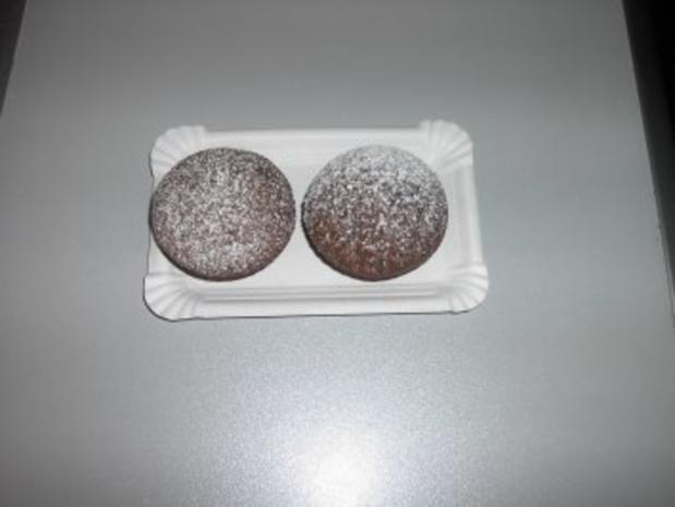 Mohn - Muffins - Rezept