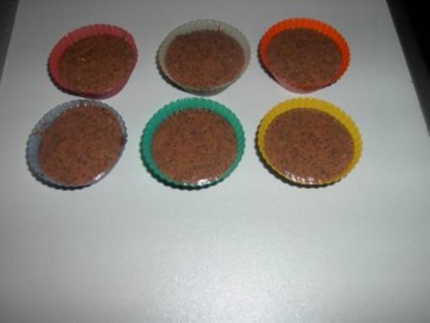 Mohn - Muffins - Rezept - Bild Nr. 2