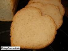 Brot: CIABATTA in Form gebracht - Rezept