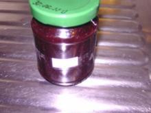 Kirsch-Mandel-Marmelade - Rezept