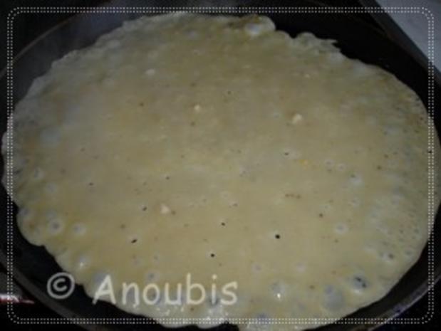 Brot/Brötchen - Tortilla Wraps - Rezept - Bild Nr. 3