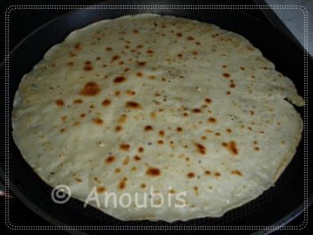 Brot/Brötchen - Tortilla Wraps - Rezept - Bild Nr. 4