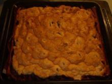 Kuchen+Torten: Pflaumenkuchen mit Eischnee-Decke - Rezept