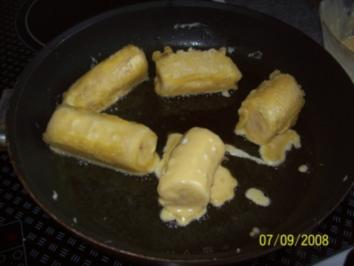 Gebackene Bananen mit Honig! - Rezept