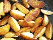 Kartoffelspalten - Rezept