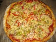 """Pizza """"Daniela"""" - Rezept"""